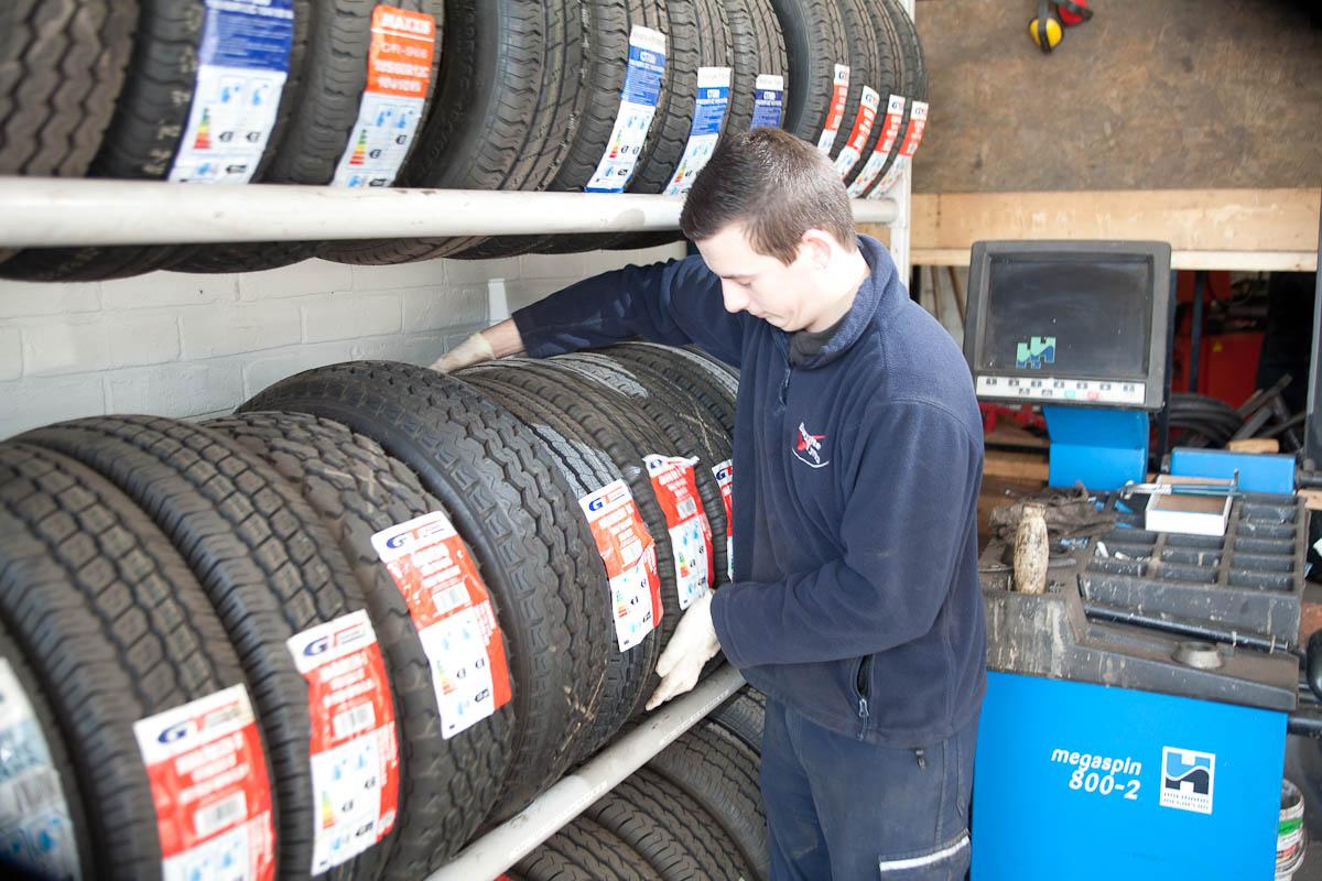 Choosing your tyres